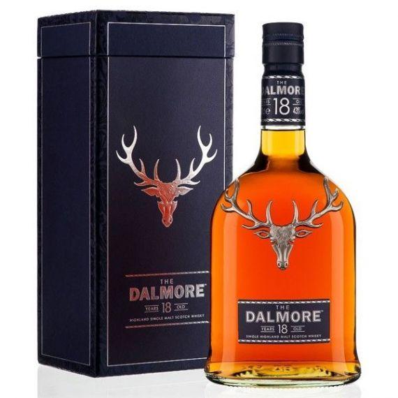 Dalmore 18 YO (con estuche) 70cl. The Dalmore