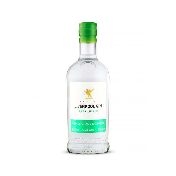 LIVERPOOL ORGANIC GIN 70CL 43%