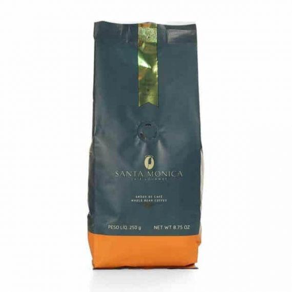 Café Gourmet tostado en grano envase 250g