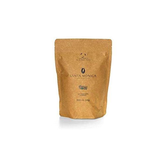 Café Gourmet tostado en grano orgánico envase 250g