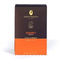 Café Gourmet tostado molido en cápsulas compatibles con Nespresso - caja 10 unid