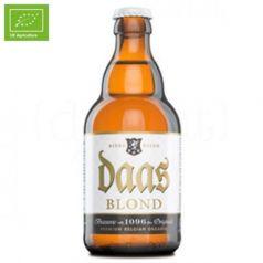 Daas Blonde 330ml. Brasserie 1096 Originale. 24 Unidades