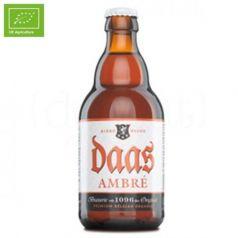 Daas Ambré 330ml. Brasserie 1096 Originale. 24 Unidades