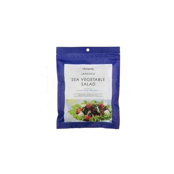 Ensalada de algas japonesas 25gr. Clearspring. 6 Unidades