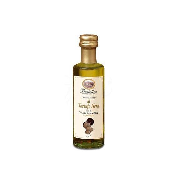 Aceite de oliva virgen al tartufo nero 100ml. Bartolini. 12 Unidades