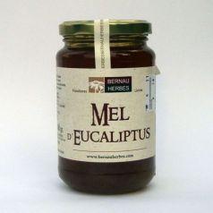 Miel de eucalipto 500gr. Bernau Herbes de l\'Urgell. 6 Unidades