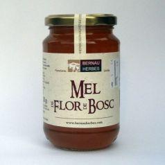 Miel de flores de bosque 500gr. Bernau Herbes de l\'Urgell. 6 Unidades