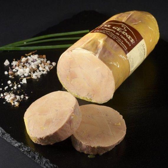 Foie entero 1,5kg (2un). El Graner