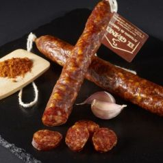 Chorizo 3kg (18-20un). El Graner