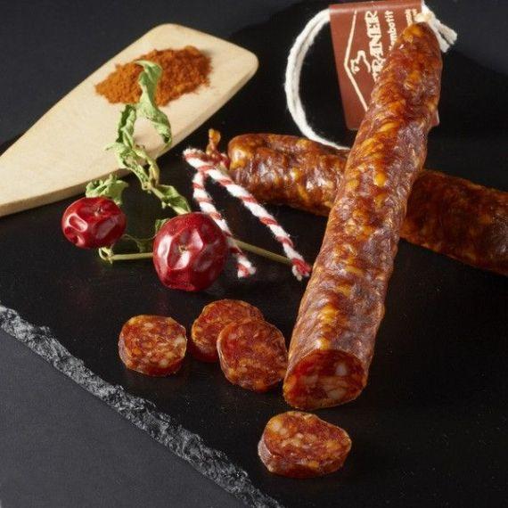 Chorizo picante 3kg (18-20). El Graner.
