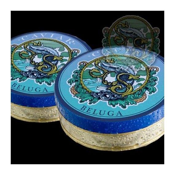 Caviar Beluga 000, 50gr. Sos. 1 Unidades