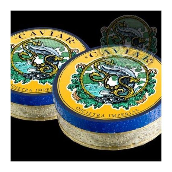 Caviar Asetra Imperial 100gr. Sos. 1 Unidades