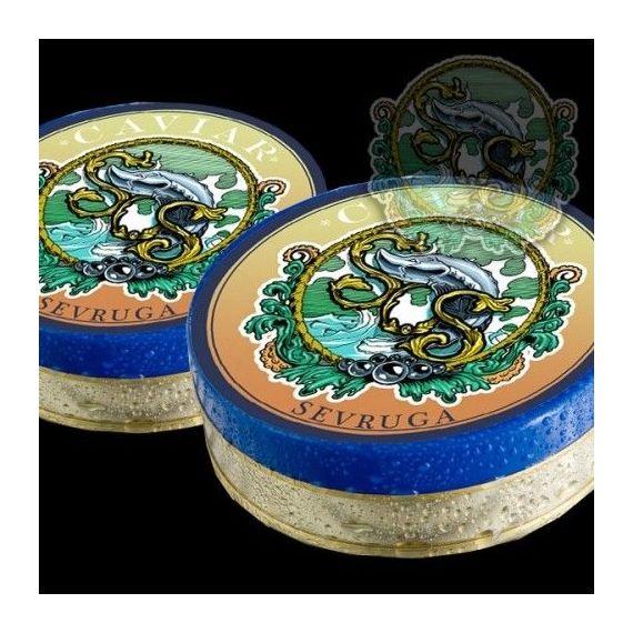 Caviar Sevruga 250gr. Sos. 1 Unidades