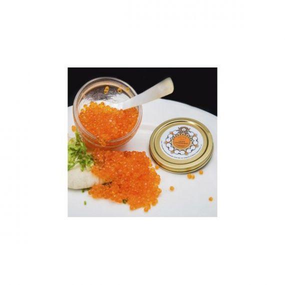 Caviar de Trucha Salvaje 50gr. Marine Food. 6 Unidades