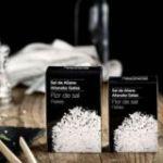 Flor de sal 250gr. Sal de Añana. 6 Unidades