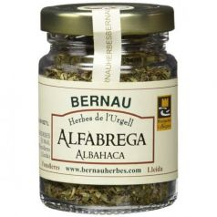 Albahaca 15gr. Bernau Herbes de l\'Urgell. 12 Unidades
