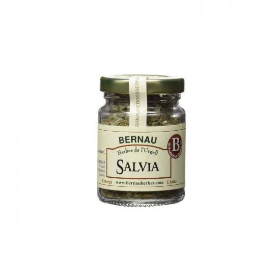 Salvia 10gr. Bernau Herbes de l\'Urgell. 12 Unidades