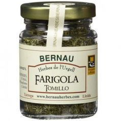 Tomillo 15gr. Bernau Herbes de l\'Urgell. 12 Unidades