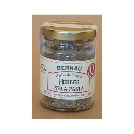 Hierbas para pasta 20gr. Bernau Herbes de l\'Urgell. 12 Unidades