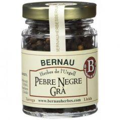 Pimienta negra en grano 45gr. Bernau Herbes de l\'Urgell. 12 Unidades