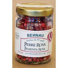 Pimienta rosa en grano 30gr. Bernau Herbes de l\'Urgell. 12 Unidades