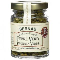 Pimienta verde en grano 30gr. Bernau Herbes de l\'Urgell. 12 Unidades