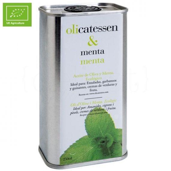 Olicatessen & Menta 250ml. Olicatessen. 12 Unidades