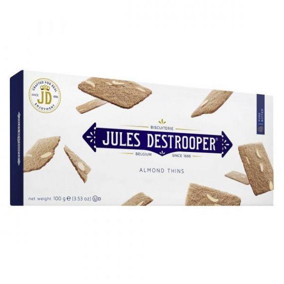 Biscuits de Almendra 100gr. Jules Destrooper. 12 Unidades