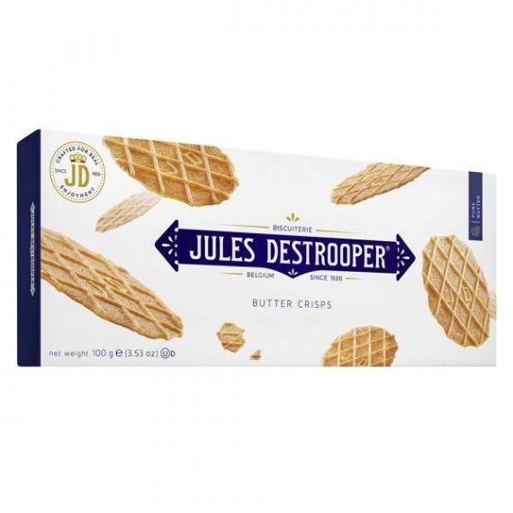 Biscuits de Mantequilla 100gr. Jules Destrooper. 12 Unidades