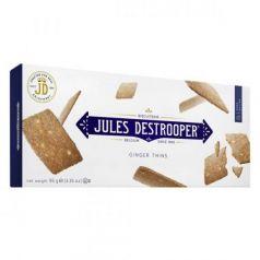 Biscuits de Jengibre 95gr. Jules Destrooper. 12 Unidades