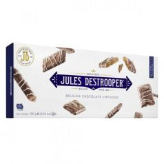 Biscuits de Canela Recubiertos de Chocolate con Leche 100gr. Jules Destrooper. 12 Unidades