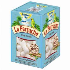 Azúcar Blanco Terrones 250gr. La Perruche. 16 Unidades