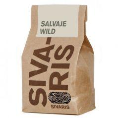 Arroz Salvaje (papel kraft) 500gr. Sivaris. 6 Unidades