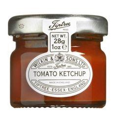 Tomate Ketchup 28gr. Tiptree. 72 Unidades