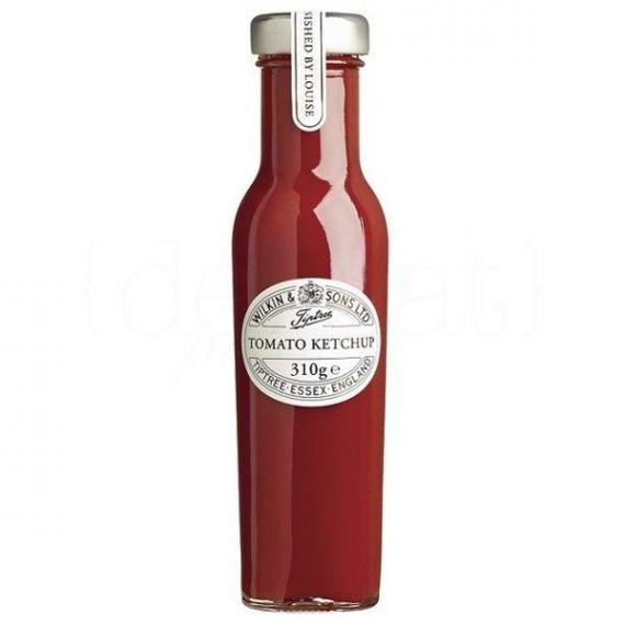 Tomate Ketchup 310gr. Tiptree. 6 Unidades