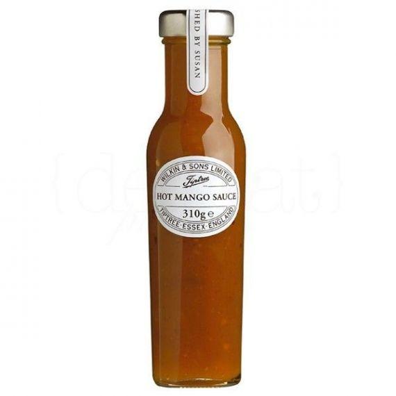 Salsa Hot Mango 310gr. Tiptree. 6 Unidades