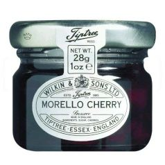 Mermelada Cerezas 28gr. Tiptree. 72un.