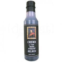 Crema Clásica 25cl. Aceto Balsámico del Duca. 6 Unidades