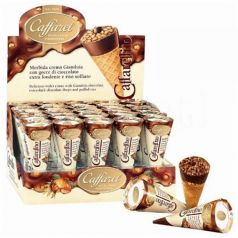 Caffarellino display Chocolate con Leche 25gr. Caffarel. 2 Unidades