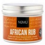 African Rub 65gr. NoMU. 8 Unidades