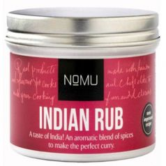 Indian Rub 70gr. NoMU. 8 Unidades