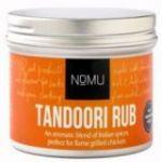 Tandoori Rub 60gr. NoMU. 8 Unidades