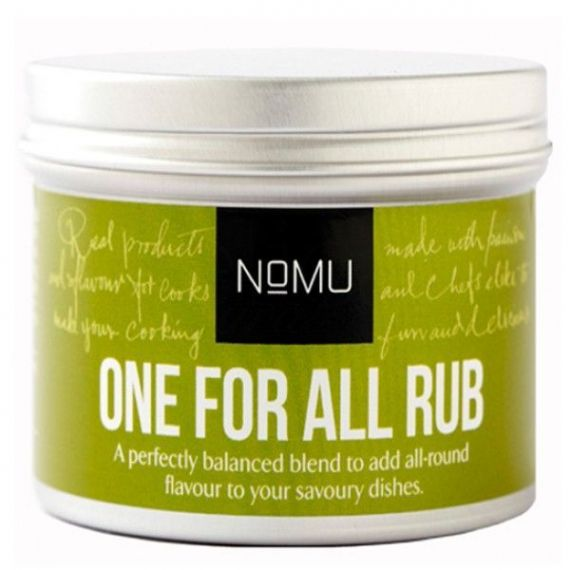 One For All Rub 60gr. NoMU. 8 Unidades