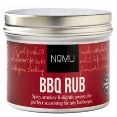 Barbeque Rub 85gr. NoMU. 8 Unidades