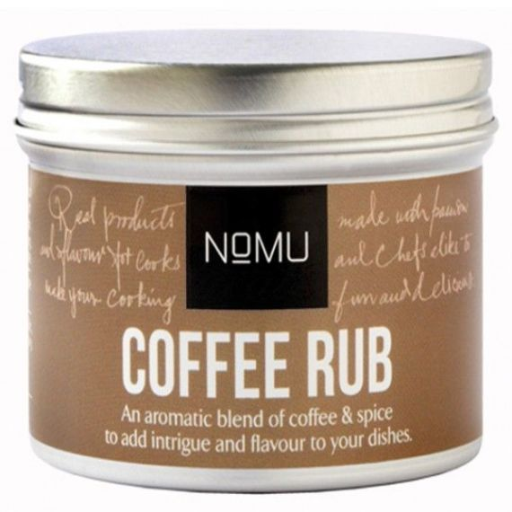 Coffee Rub 70gr. NoMU. 8 Unidades