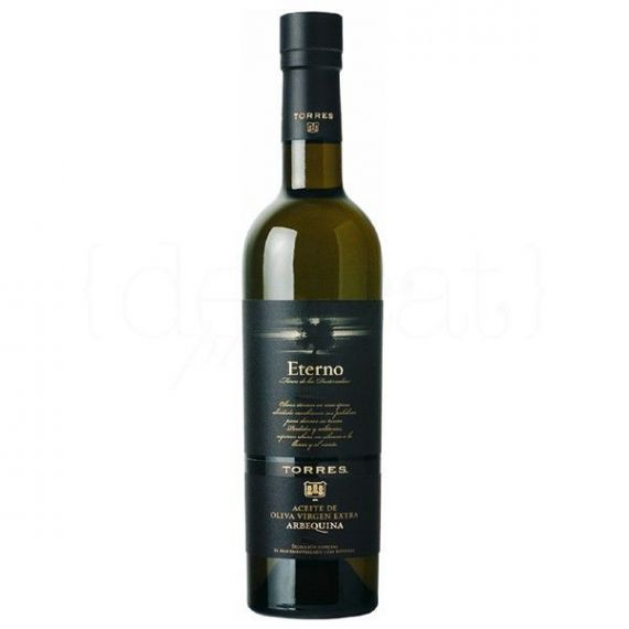 Aceite Oliva Virgen Extra Eterno 50cl. Torre Real. 6 Unidades