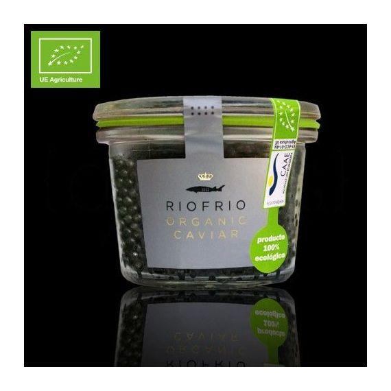 Caviar de Riofrío Ecológico Clásico 60gr. Riofrío. 1 Unidades