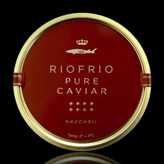 Caviar de Riofrío Tradicional Clásico 500gr. Riofrío. 1 Unidades