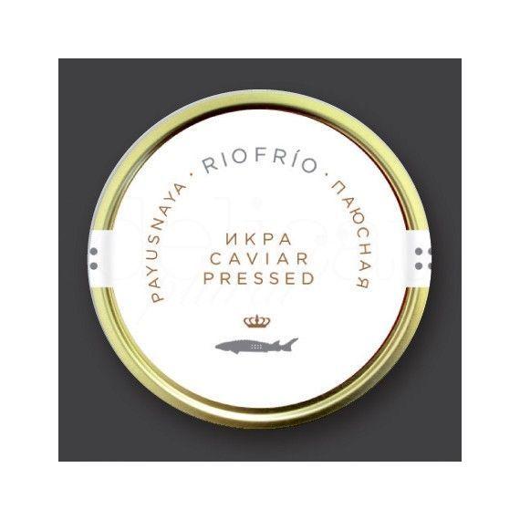 Caviar de Riofrío Tradicional Payusnaya 30gr. Riofrío. 1 Unidades