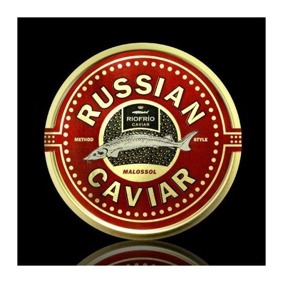 Caviar de Riofrío Russian Style Clásico 50gr. Riofrío. 1 Unidades